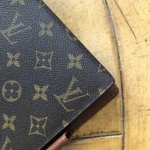 Louis Vuitton Bags - SOLD Louis Vuitton GM Agenda